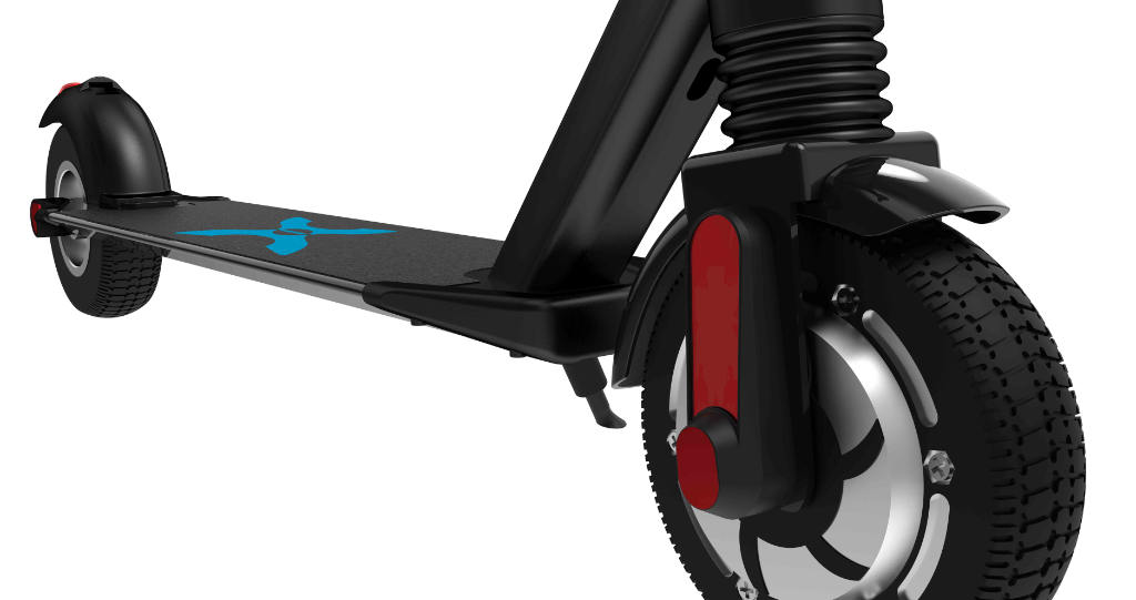 Hover-1 Eagle Electric Scooter with built-in suspension