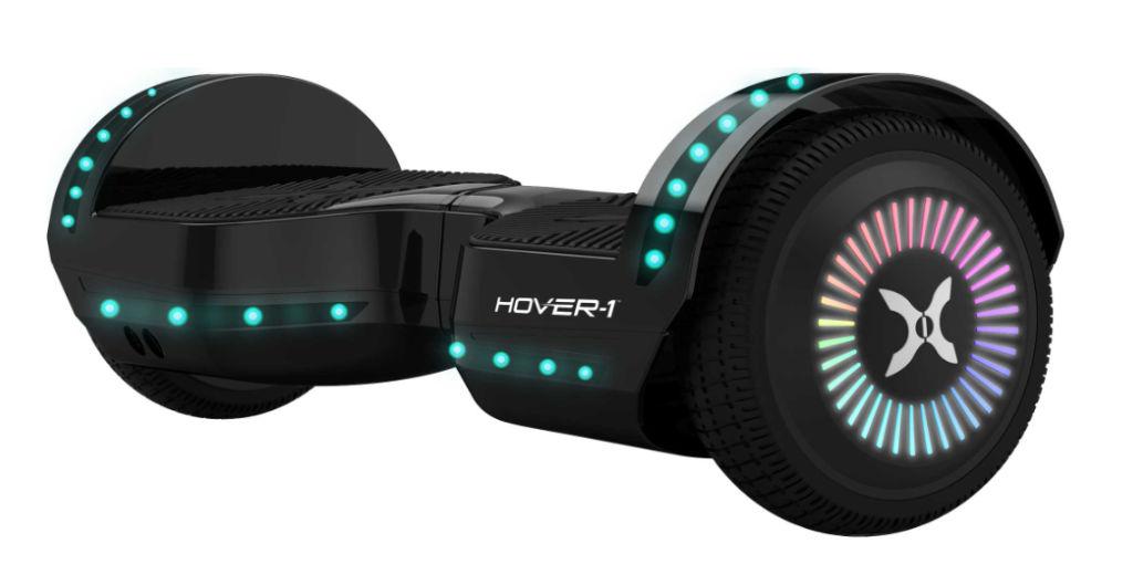 Hover-1 Chrome Buggy Combo led wheel lights