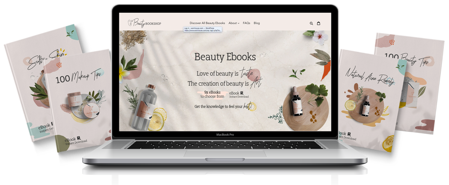 'Natural Beauty' Beauty Guides