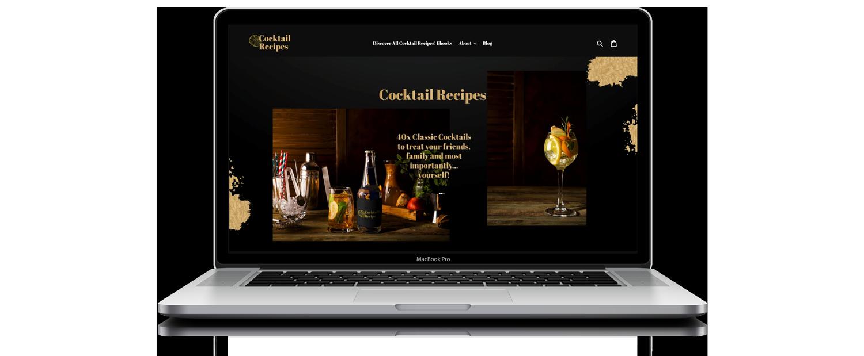 'Man Cave' Cocktails Recipes