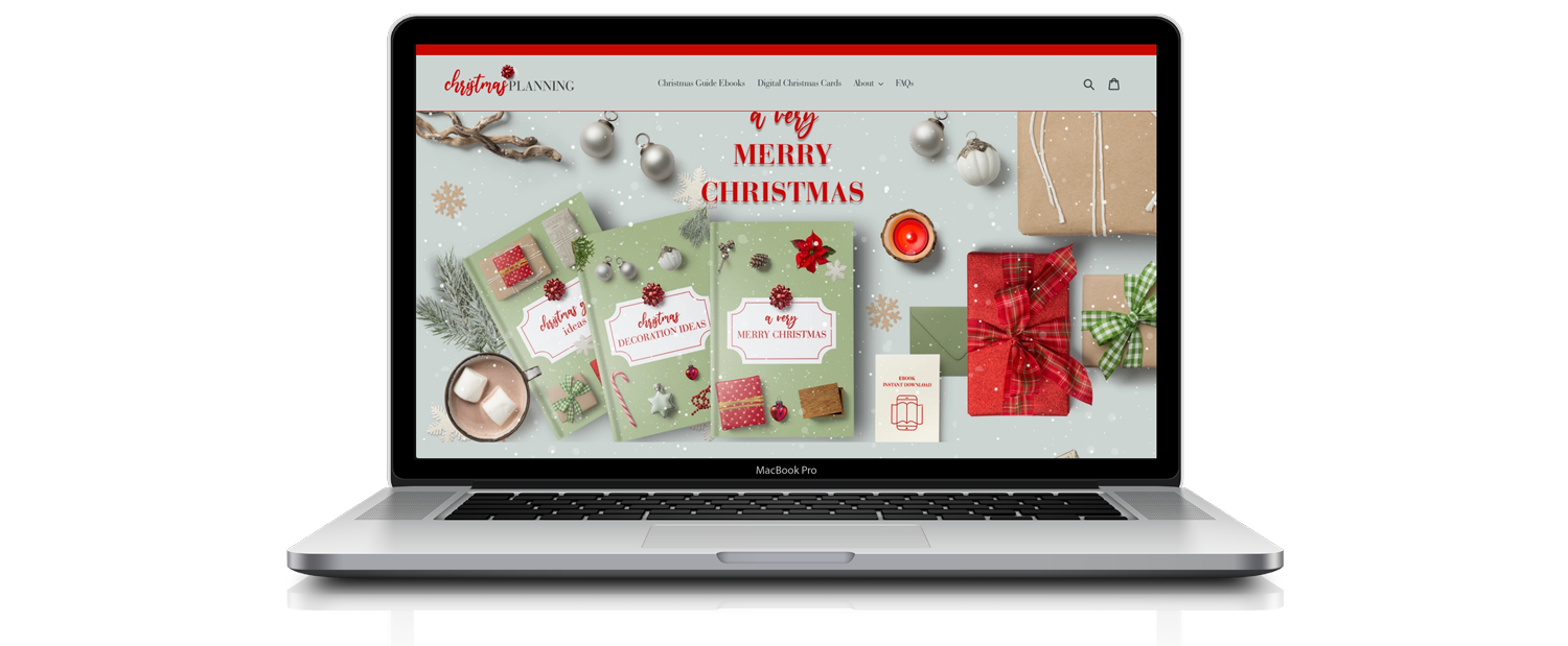 'Snowy' Christmas Guides