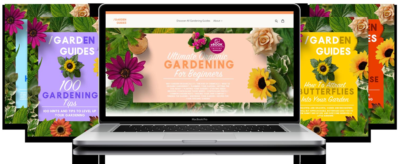 'Flower Power ' Gardening Niche