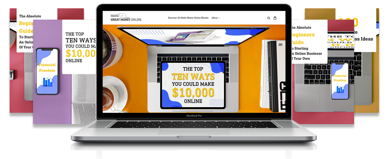 'Cash-in' Make Money Online Guide