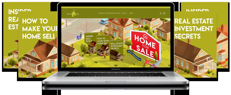 'Sold!' Real Estate Niche
