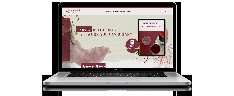 'Sommelier' Wine Niche