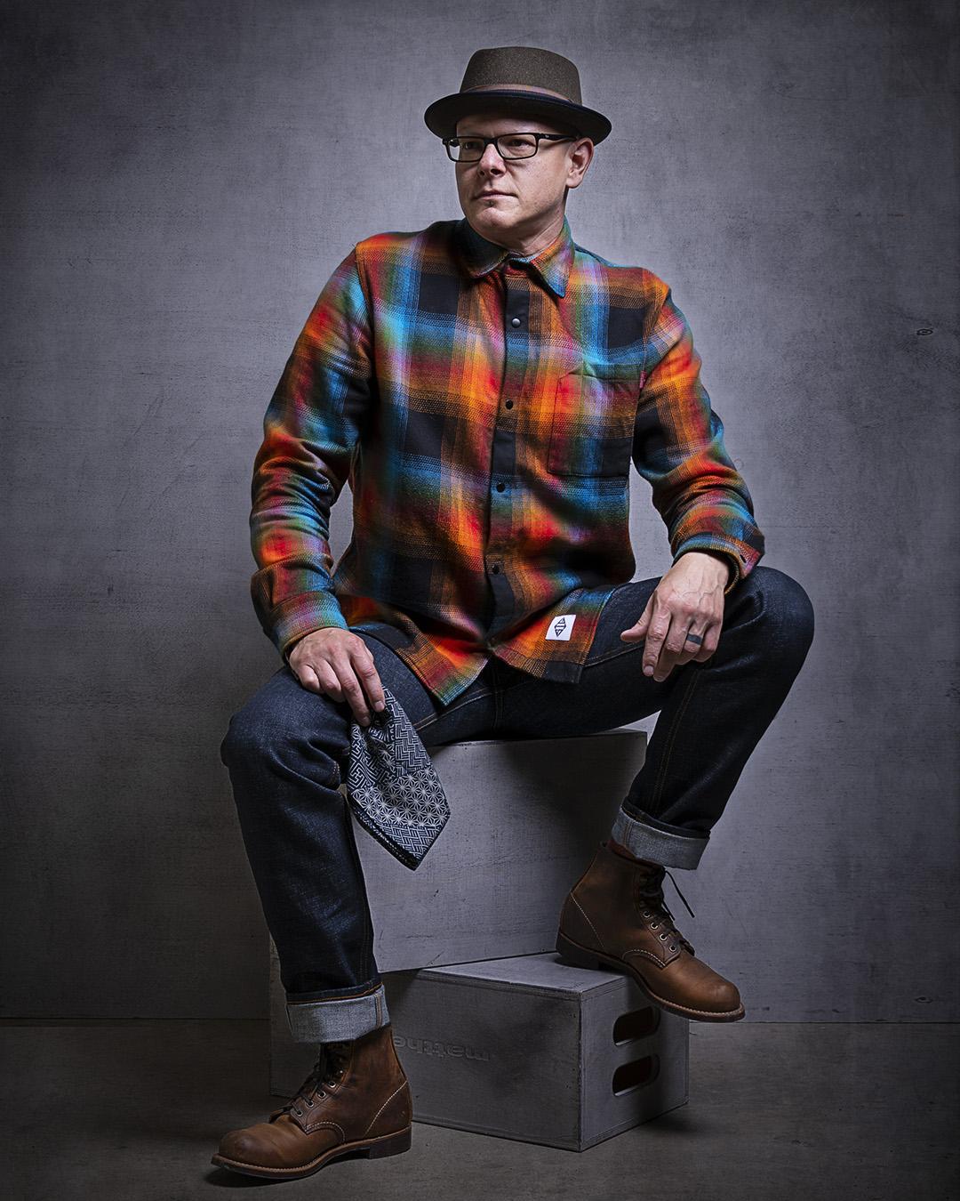 Jarret Beaudis founer and  lead designer