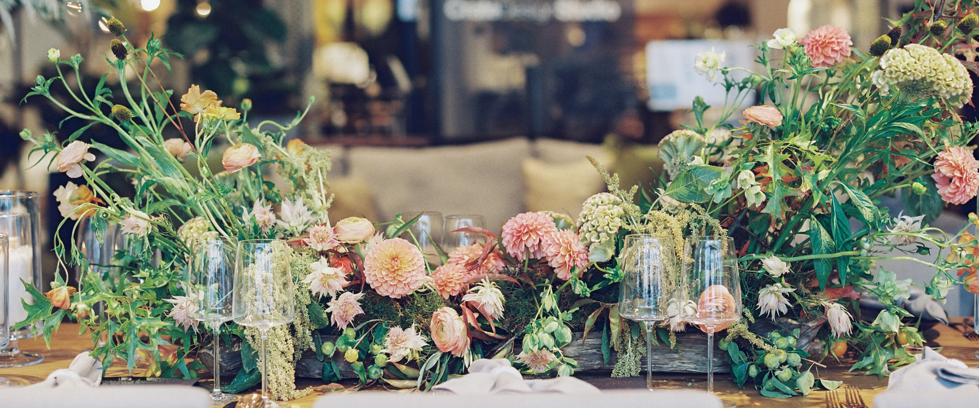 Crate & Barrel Styled Shoot