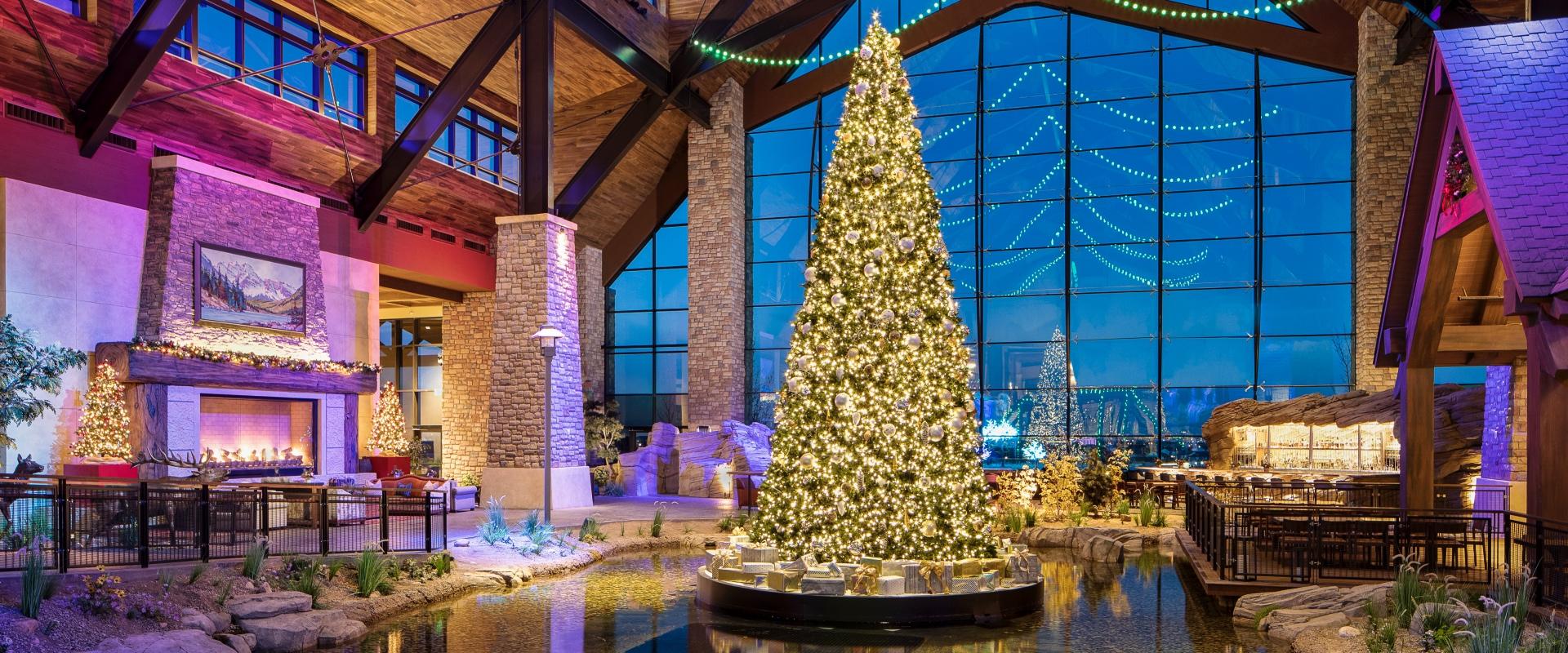 Christmas at the Gaylord Rockies